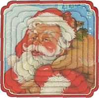 CRAFTEE Christmas decoupage diecuts